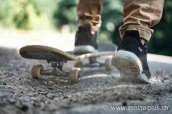 Mann bei Skateboard-Unfall in Luzern schwer verletzt - zentralplus