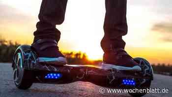 29-Jähriger mit Elektro-Skateboard mit 40 km/h auf der Nibelungenbrücke unterwegs - Wochenblatt.de