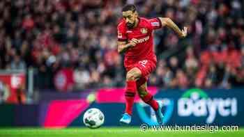 Leverkusen: Karim Bellarabi fällt gegen Schalke aus - Bundesliga.de