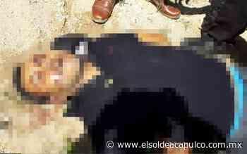 Localizan cadáver en puente de Ayutla de los Libres - El Sol de Acapulco