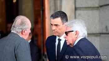 Sánchez afloja la presión sobre Felipe VI y le deja manos libres para actuar con su padre - Vozpópuli