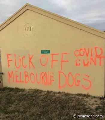 "Surfers on Victoria's Mornington Peninsula turn on city brothers: ""F*ck off Melbourne COVID dogs 'metro' kooks"" - BeachGrit"