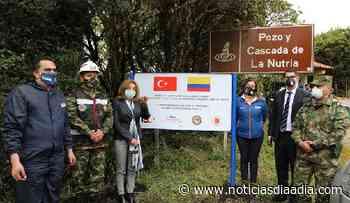 Trabajo ambiental de Turquía y Ejército en Villapinzón,... - Noticias Día a Día