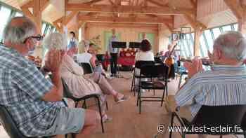 La troupe Enthéos séduit le public de Nogent-sur-Seine - L'Est Eclair