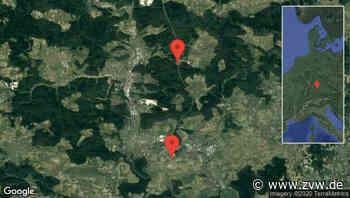 Nattheim: Gefahr durch Gegenstand auf A 7 zwischen Heidenheim und Giengen/Herbrechtingen in Richtung Ulm - Staumelder - Zeitungsverlag Waiblingen