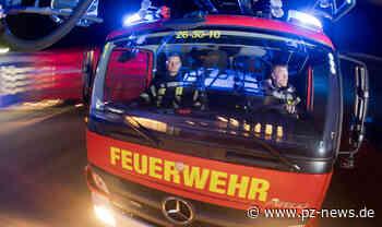 Ein Toter nach Brand in Obdachlosenunterkunft in Herrenberg - Baden-Württemberg - Pforzheimer Zeitung
