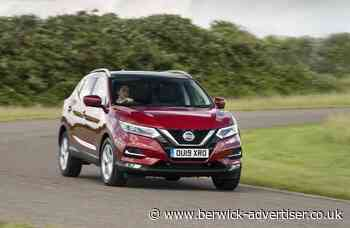 Nissan Qashqai review - leader of the pack is falling behind - Berwick Advertiser