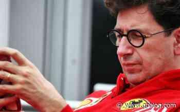 """Binotto sees improvements Schumacher: """"A lot better than last year"""" - GPblog"""