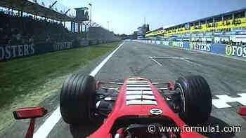 WATCH: Ride onboard at Imola and Nurburgring with Schumacher and Hamilton - Formula 1 RSS UK
