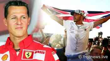 Vettel does not want Hamilton to beat Schumacher in titles - FREE NEWS