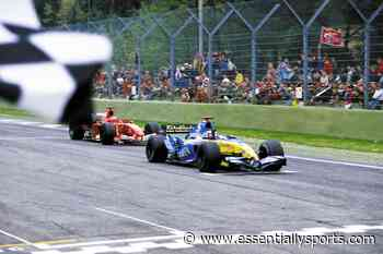 F1 Throwback: Fernando Alonso Fends off a Charging Michael Schumacher to End Ferrari Dominance at Imola - Essentially Sports