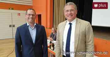 Michael Wohlfrom wird Leiter der Gutachter-Geschäftsstelle in Bopfingen - Schwäbische