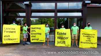 Naturnahe Waldnutzung - auch in Stutensee! - Karlsruhe - Wochenblatt-Reporter