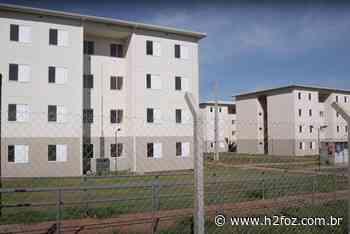 Sorteio de 340 apartamentos do Residencial Angatuba em Foz será nesta quinta - H2FOZ