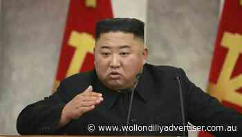 NKorea has first suspected virus case - Wollondilly Advertiser
