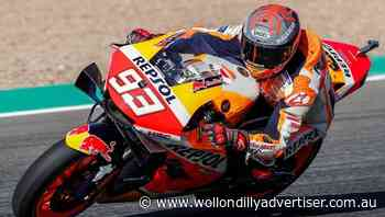 Marquez returns four days after surgery - Wollondilly Advertiser