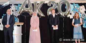 Schulabschluss in Mainburg: Realschule stellt würdige Abschlussfeier auf die Beine - idowa