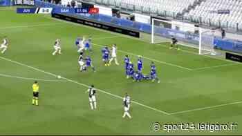 Le coup franc astucieux qui met la Juventus sur le chemin du titre en vidéo - Sport24