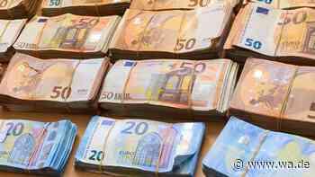 Bergkamener haben mehr steuerpflichtiges Durchschnittseinkommen, liegen aber in NRW weit hinten - wa.de