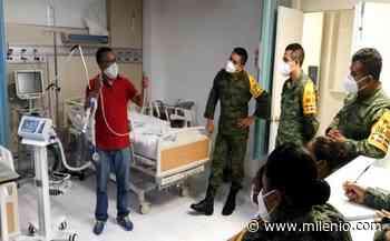 En Chilpancingo, aumentan capacidad de camas para pacientes con covid-19 - Milenio