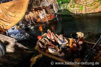 """Am Dienstag öffnet der Europa-Park die """"Piraten von Batavia"""" wieder - Rust - Badische Zeitung"""