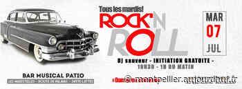 Tous les mardis | Soirée dansante Rock'n'Roll - Le Parisien Etudiant