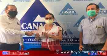Cruz Roja de Altamira requiere apoyo para material anti Covid-19 - Hoy Tamaulipas