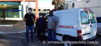 Prefeita de Barão de Antonina entrega nova ambulância para Saúde Municipal - Jornal Sudoeste Paulista