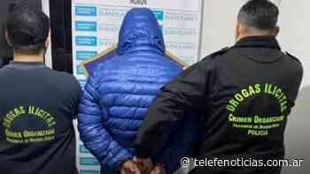 """Detuvieron otra vez al """"Pelado Maradona"""", integrante de la banda de los """"12 Apóstoles"""" - Telefé Noticias"""