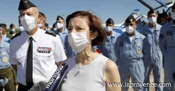 """Salon de Provence : Florence Parly confirme la création de """"l'armée de l'air et de l'espace"""" - La Provence"""