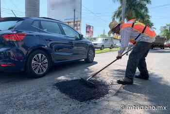 Recursos para bacheos en Tepic no son suficientes - Meridiano.mx