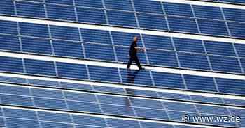 Energiepolitik in Dormagen: Stadt setzt auf Dachgrün und Photovoltaik - Westdeutsche Zeitung