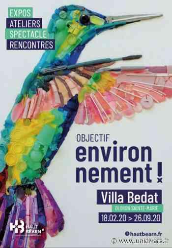 Atelier créatif : création d'objets détournés de récupération Oloron-Sainte-Marie - Unidivers