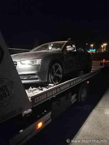 Salon de Provence - Faits-divers - Bouches-du-Rhône : Un véhicule intercepté à 243 km/h sur l'A8 - Maritima.Info - Maritima.info