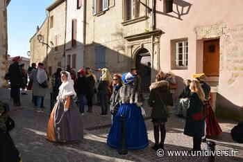 Voyage dans le temps office de tourisme Salon-de-Provence - Unidivers