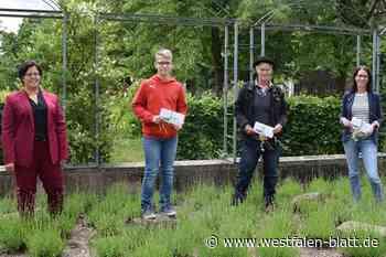 LGS 2023 Höxter: Drei Gewinner des Landesgartenschau-Fotowettbewerbs stehen fest: Nadine Stromberg gewinnt mit Weserfoto - Westfalen-Blatt