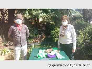 Thornhill resident keeps others warm this Mandela Month - Germiston City News