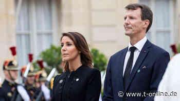 Royals – Joachim Prinz von Dänemark: Not-OP wegen Blutgerinnsel - t-online.de