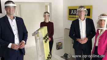 Obertshausen: Bundestagsabgeordneter besucht Unternehmen Arno Arnold - op-online.de