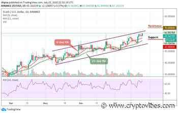 Zcash Price Analysis: ZEC/USD Eyes $70 Following Upward Trend - CryptoVibes