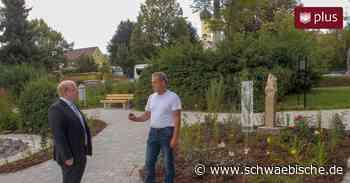 """Lob für Aktion im Stadtgarten: """"Blühendes Neresheim"""" findet Anklang - Schwäbische"""