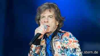 Mick Jagger: Rolling-Stones-Stars gratulieren zum Ehrentag - STERN.de