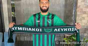 De Manacapuru, Gustavo Costa assina por uma temporada com Olympiakos Nicósia do Chipre   Esportes - Jornal A Crítica