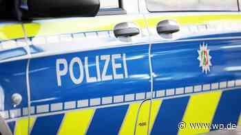 Schwerer Unfall in Balve: Raser überschlägt sich mit Auto - Westfalenpost