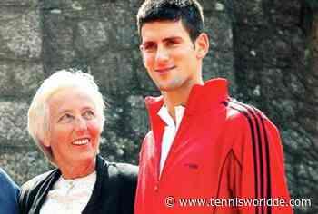 Volandri sah in Novak Djokovic Championmerkmale,als der Serbe 17 Jahre alt war - Tennis World DE