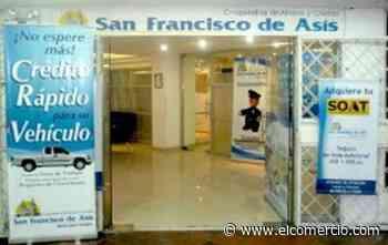 Cooperativa San Francisco de Asís presentó denuncia en contra de exempleados vinculados a hechos de corrupción - El Comercio (Ecuador)