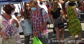 Carpentras - Coronavirus : le masque sur les marchés de plein-air obligatoire - La Provence