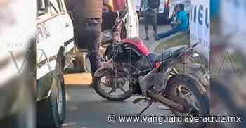 Ciudadanos de Cerro Azul exigen que ponga en cintura a los automovilistas - Vanguardia de Veracruz