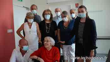 Lillers : Yvonne Blottiau fête ses 100 ans - L'Écho de la Lys
