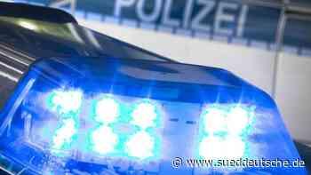 Unfall bremst Ladendieb aus - Süddeutsche Zeitung